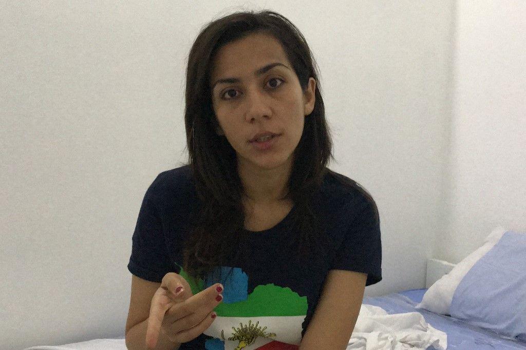 الفلبين تمنح حق اللجوء إلى ملكة جمال إيرانية محتجزة في المطار منذ أسابيع