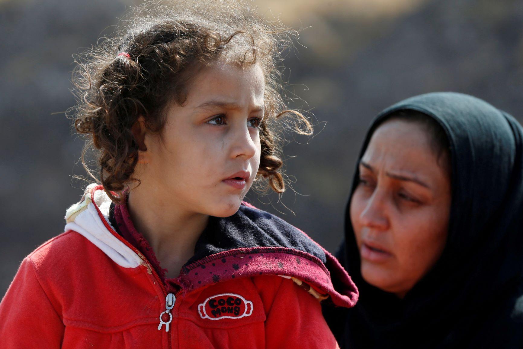 متشددة في تنظيم داعش تطلب العودة إلى الولايات المتحدة