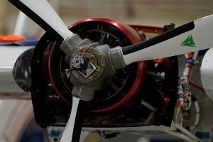 ناسا تكشف عن أول طائرة كهربائية لها (بالصور)