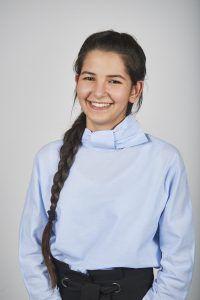 آية بوتريعة من تونس