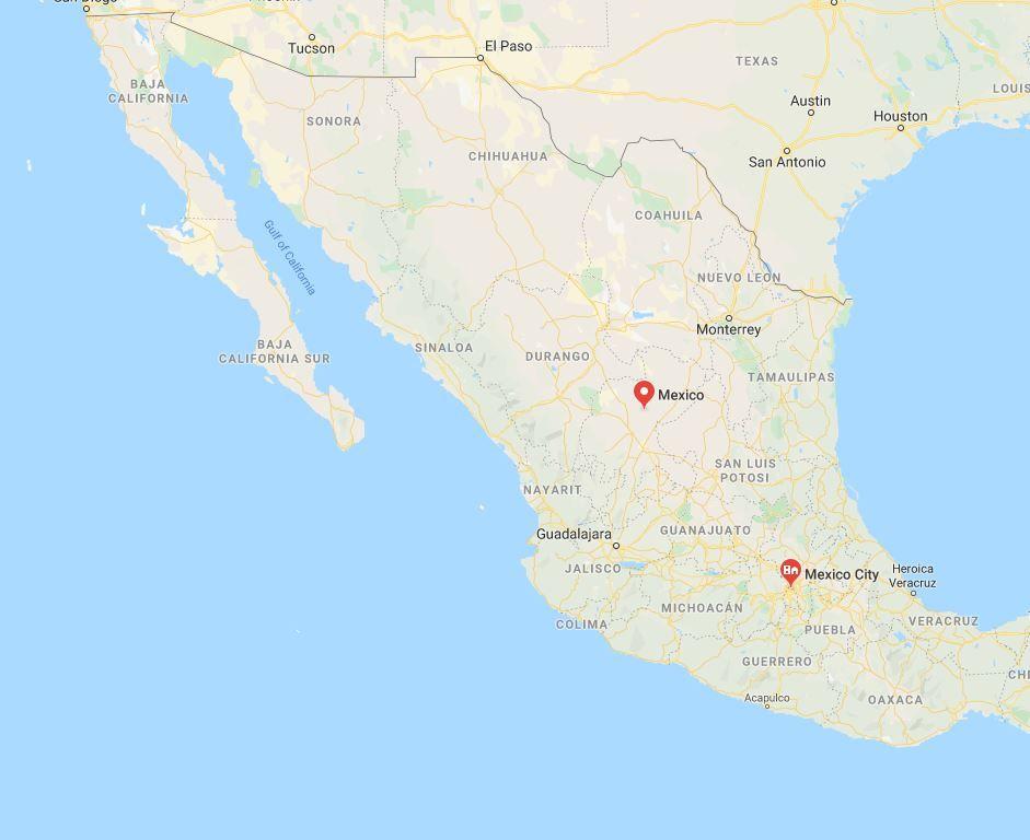 زلزال بقوة 6.3 درجات يضرب المكسيك