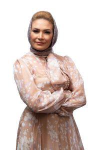الكاتبة ليلى العبيدي