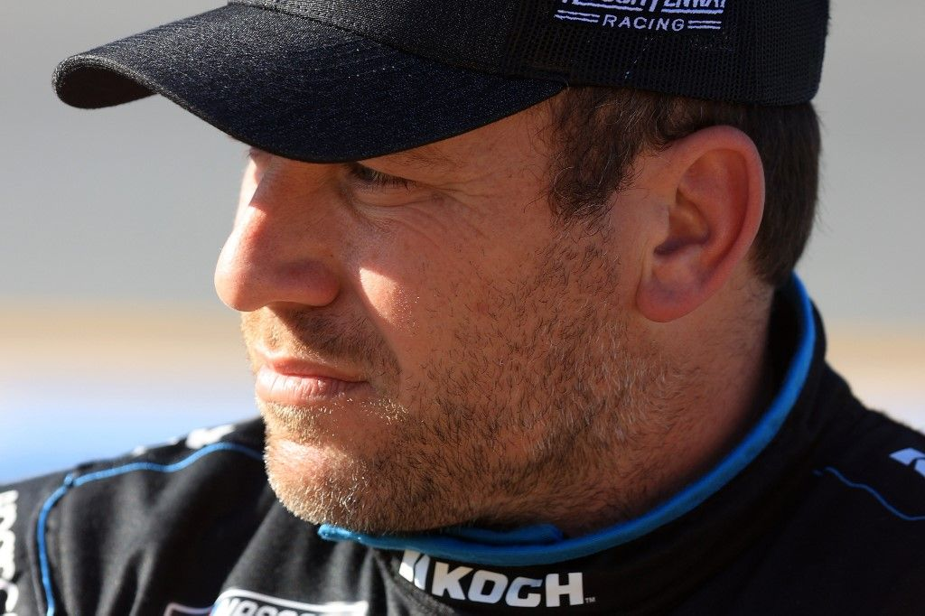 DAYTONA BEACH, FLORIDA - FEBRUARY 17: Ryan Newman, driver of the #6 Koch Industries Ford, stands on the grid prior to the start of the NASCAR Cup Series 62nd Annual Daytona 500 at Daytona International Speedway on February 17, 2020 in Daytona Beach, Florida. Chris Graythen/Getty Images/AFP