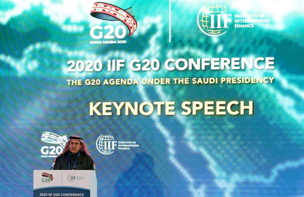 وزراء مجموعة العشرين يناقشون مخاطر فيروس كورونا في الرياض