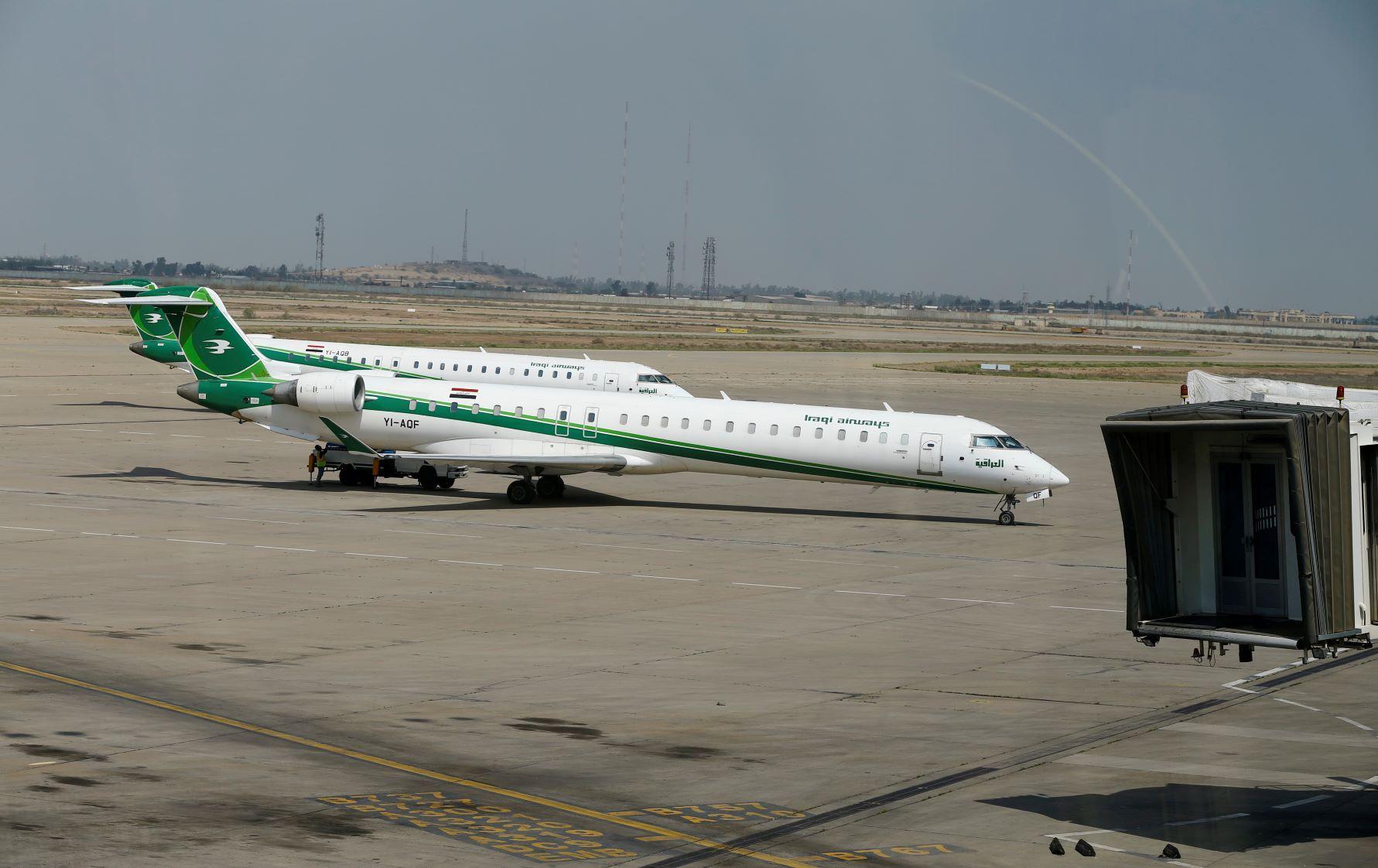 العراق يعلق الرحلات الجوية لرعاياه الوافدين