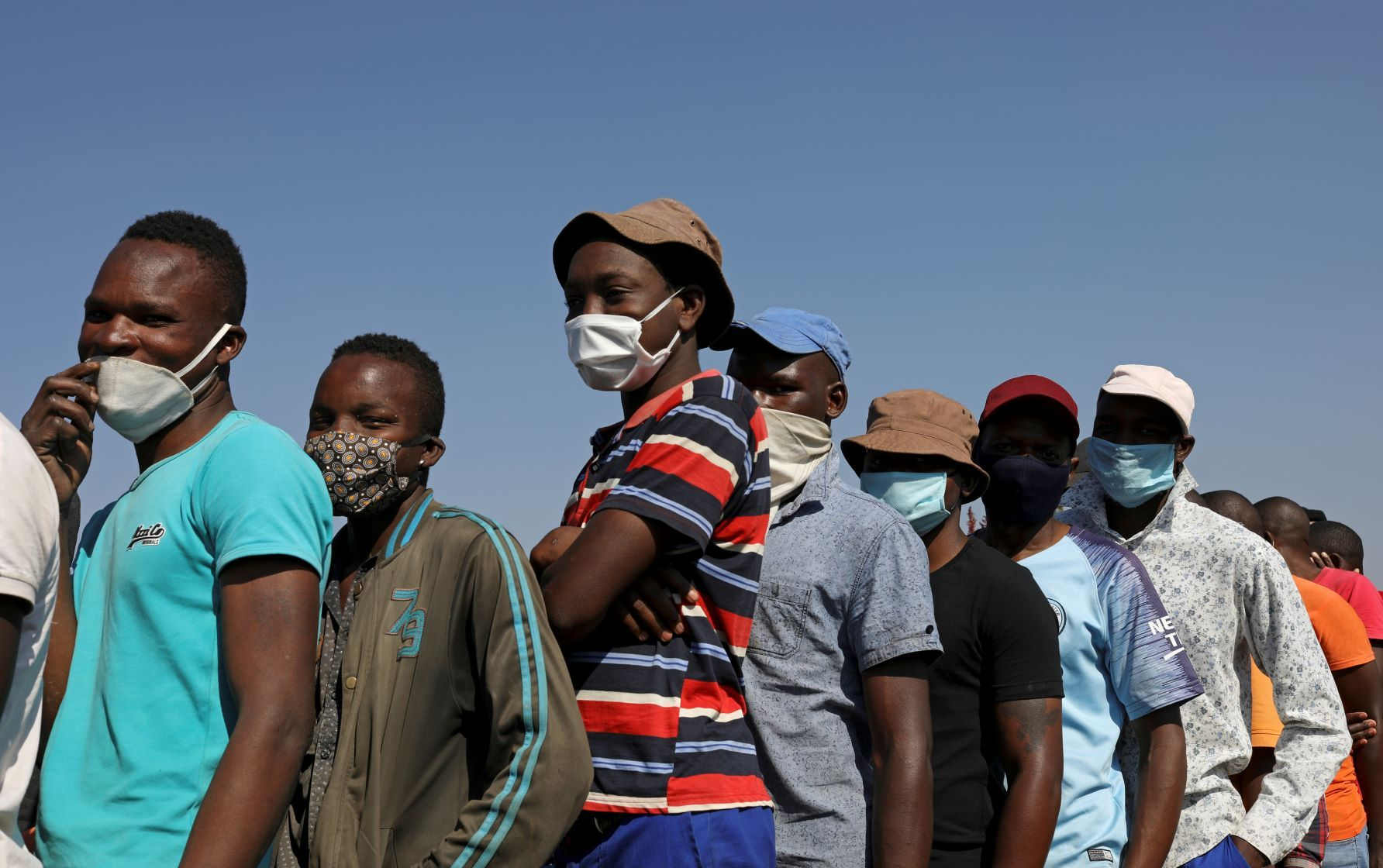 ارتفاع عدد الإصابات بفيروس كورونا في قارة أفريقيا إلى 103 آلاف