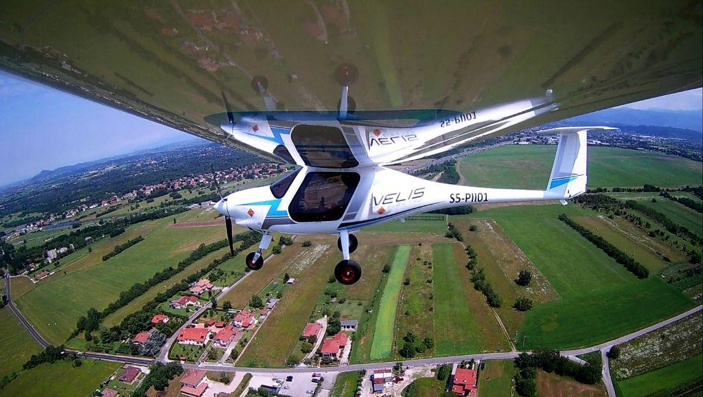 بالصور: طائرات كهربائية تُبشر بثورة في عالم الطيران
