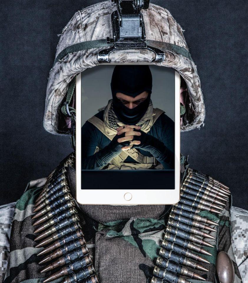 """مختص لـ""""أخبار الآن"""": """"داعش"""" وميليشيات إيران تتبعان نهجاً واحداً في السوشيال ميديا"""
