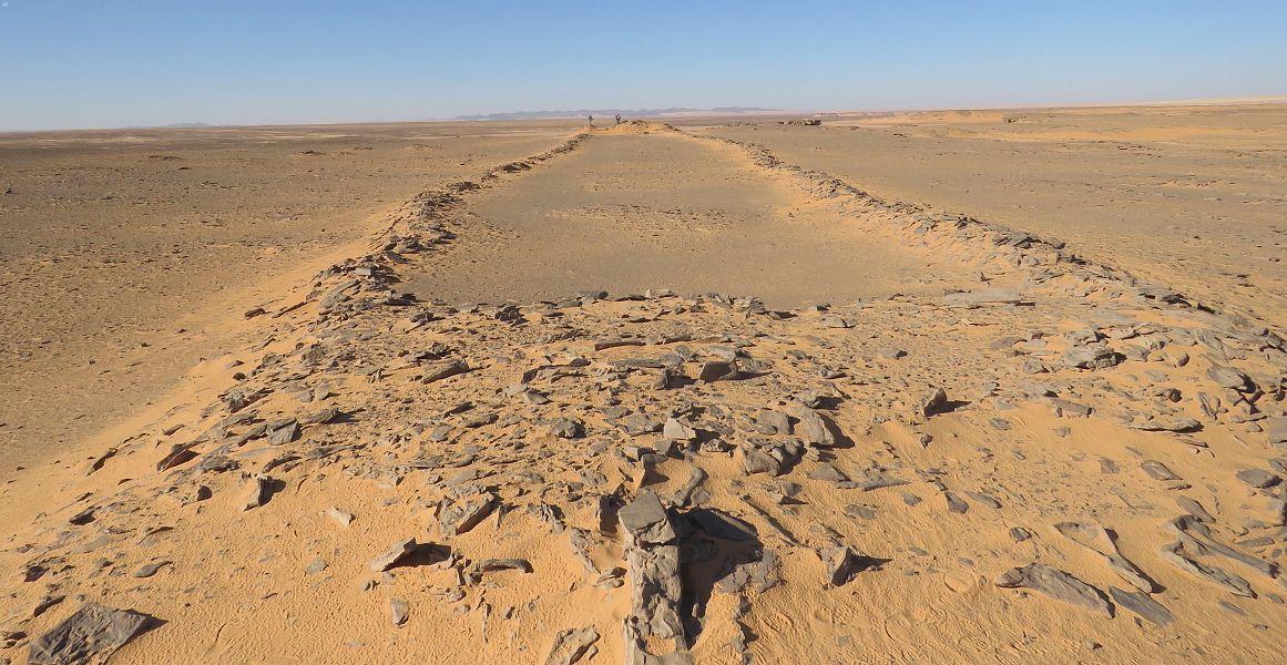 في السعودية.. العثور على واحدة من أقدم المصائد الحجريّة في العالم!