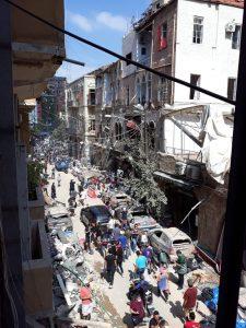 في عشرين دقيقة | انفجار المرفأ أعاد شباب لبنان إلى ما تحت الصفر