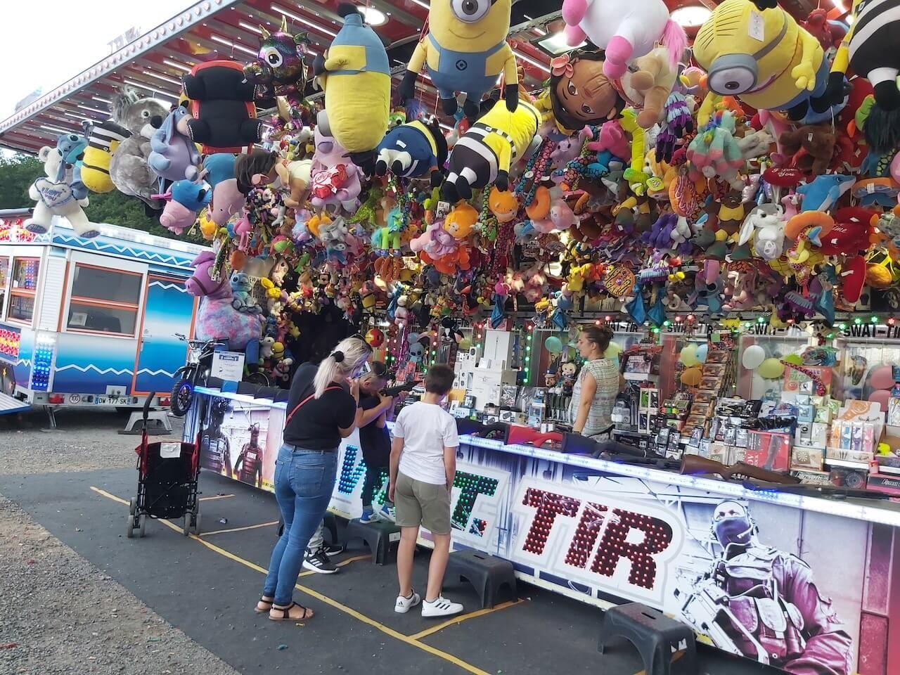 مهرجان الصيف في ليموج بفرنسا أقل حيوية وأطفال الجالية العربية هم الأكثر فرحاً