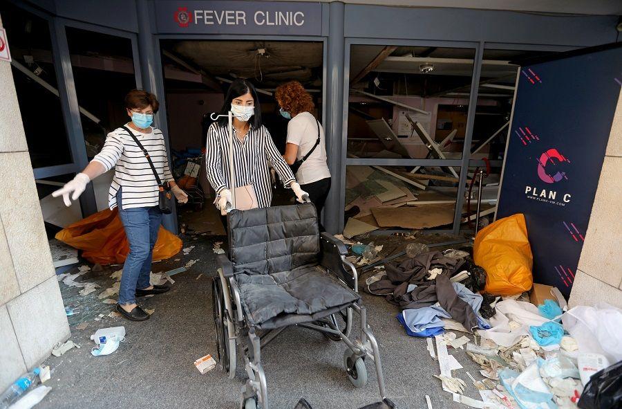 العاهل الأردني يوجه بإرسال مستشفى ميداني إلى لبنان