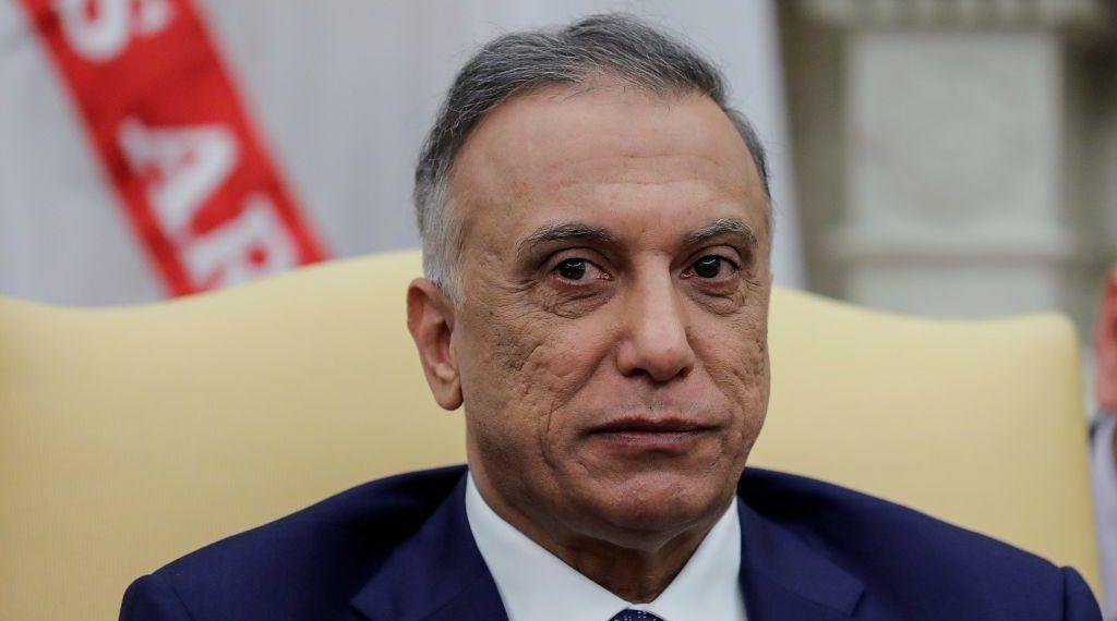 الكاظمي يعلن عن إقامة نصب لتخليد تظاهرات تشرين
