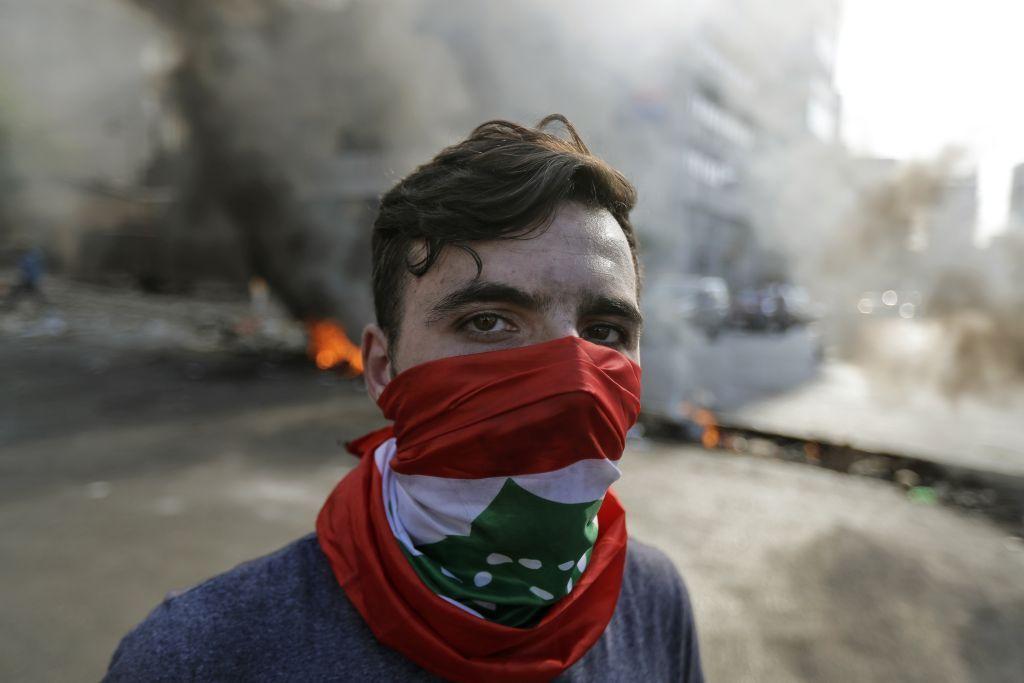 الاحتجاجات الشعبية في لبنان