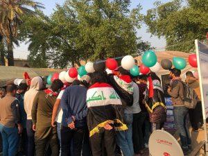 انتظر اتصالنا 27 | ثورة تشرين لا قادة لها، قادتنا مطالبنا..هذا رأي رائد الشرقي من العراق