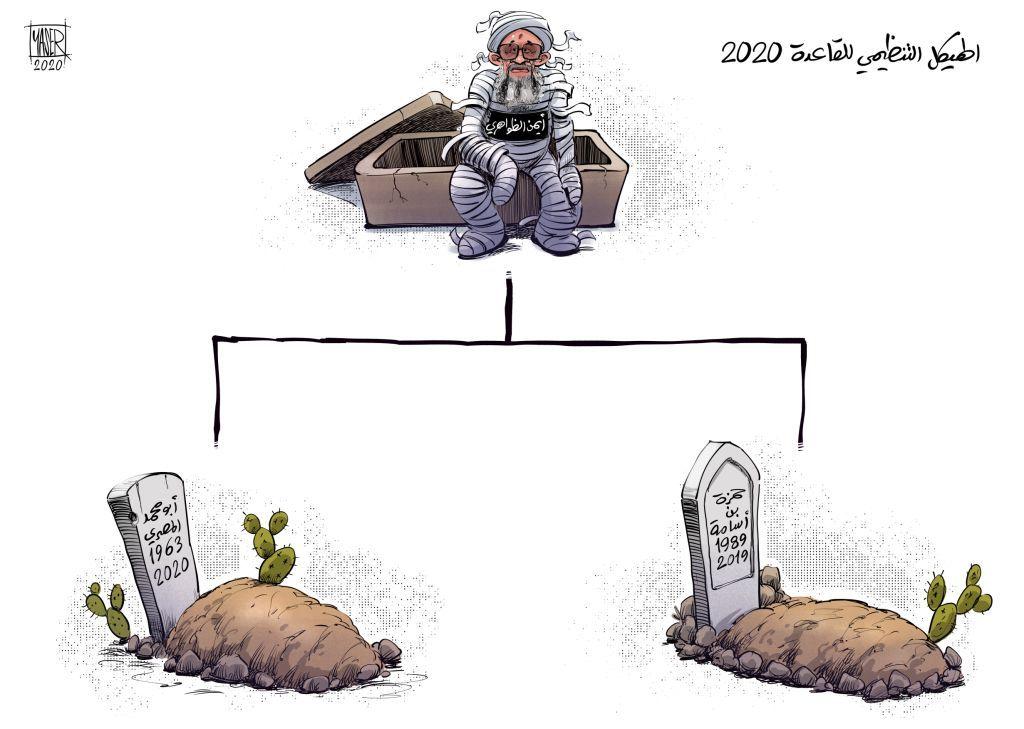 هل تحاول القاعدة التستر على اغتيال أبي محمد المصري؟