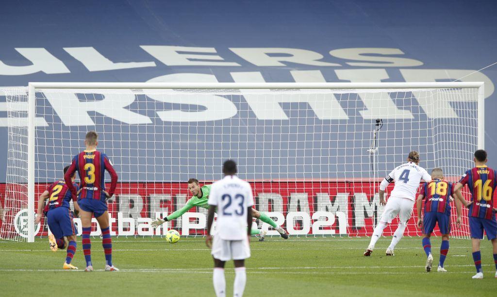 ريال مدريد أكبر المستفدين من تقنية الفار في الدوري الإسباني