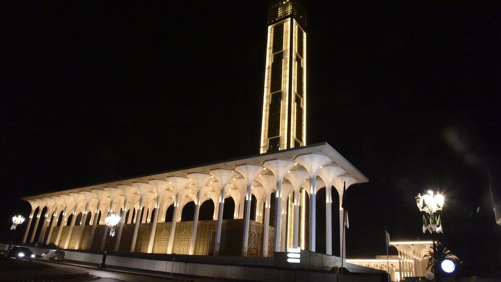 افتتاح جامع الجزائر ثالث أكبر مسجد في العالم