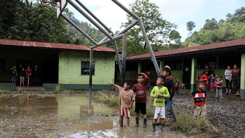 غواتيمالا تحمّل الدول الصناعية المتقدمة مسؤولية الكوارث الطبيعية