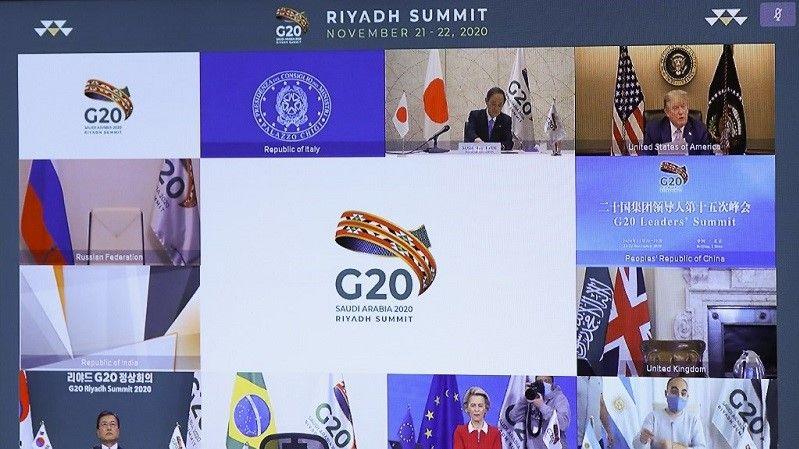 قادة مجموعة العشرين يتعهدون بمساعدة الدول الأكثر فقراً في عالم ما بعد كوفيد-19