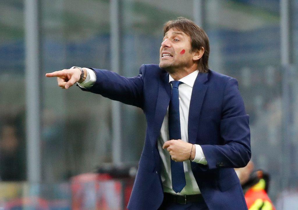 كونتي: الحديث عن غيابات ريال مدريد يجعلني أضحك!