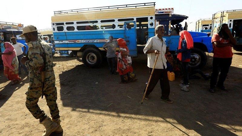 القوات الإثيوبية تستولي على بلدة وتتجه نحو عاصمة تيغراي