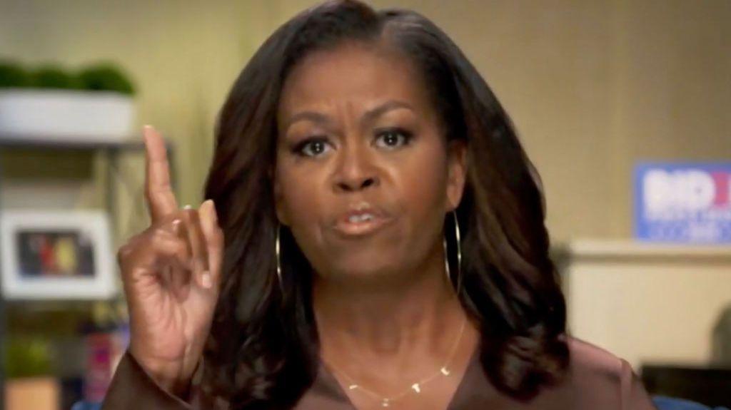 ميشيل أوباما استنكرت أحداث الكابيتول.. هذه رسالتها للذين صوتوا لدونالد ترامب!