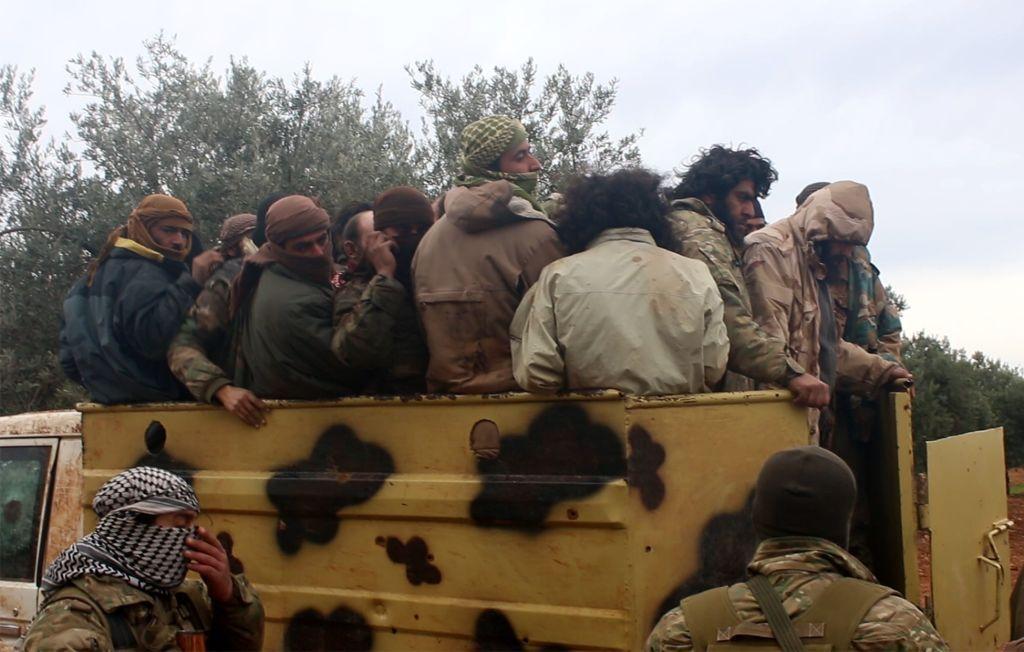 المقاتلون الأجانب مع داعش.. ما مصير 40 ألف منهم اليوم بعد انهيار التنظيم؟