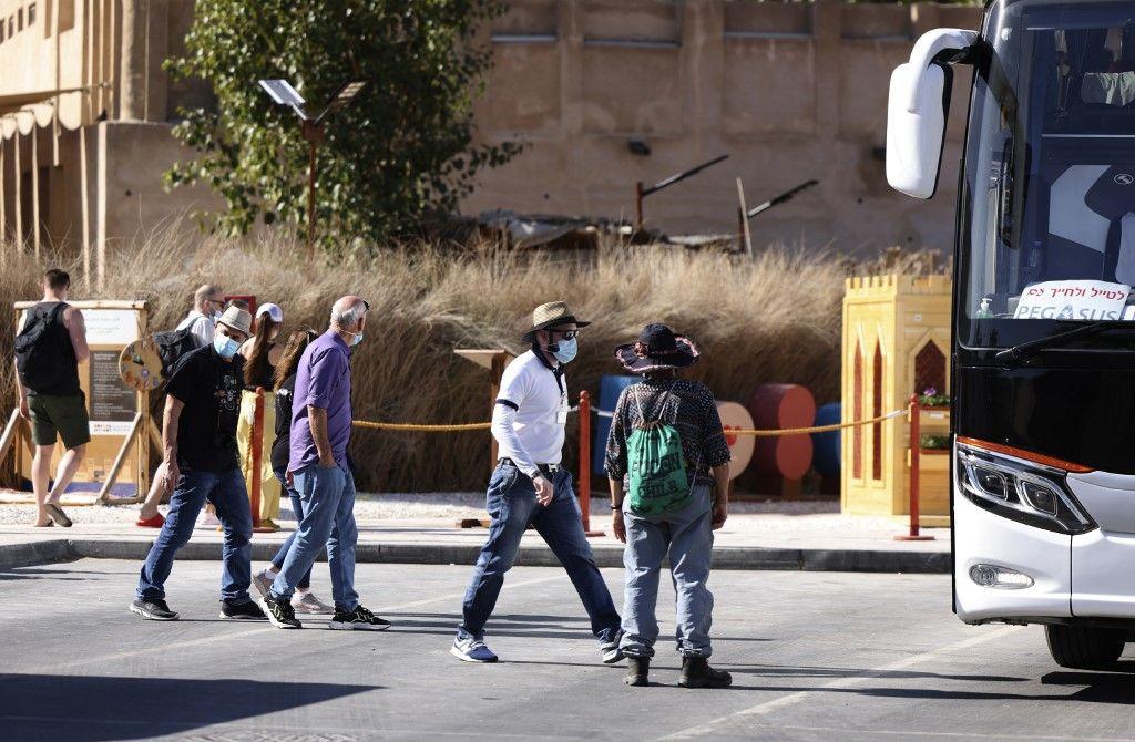 بالصور...دبي الوجهة الآمنة للسياح في ظل إجراءات الإغلاق العام