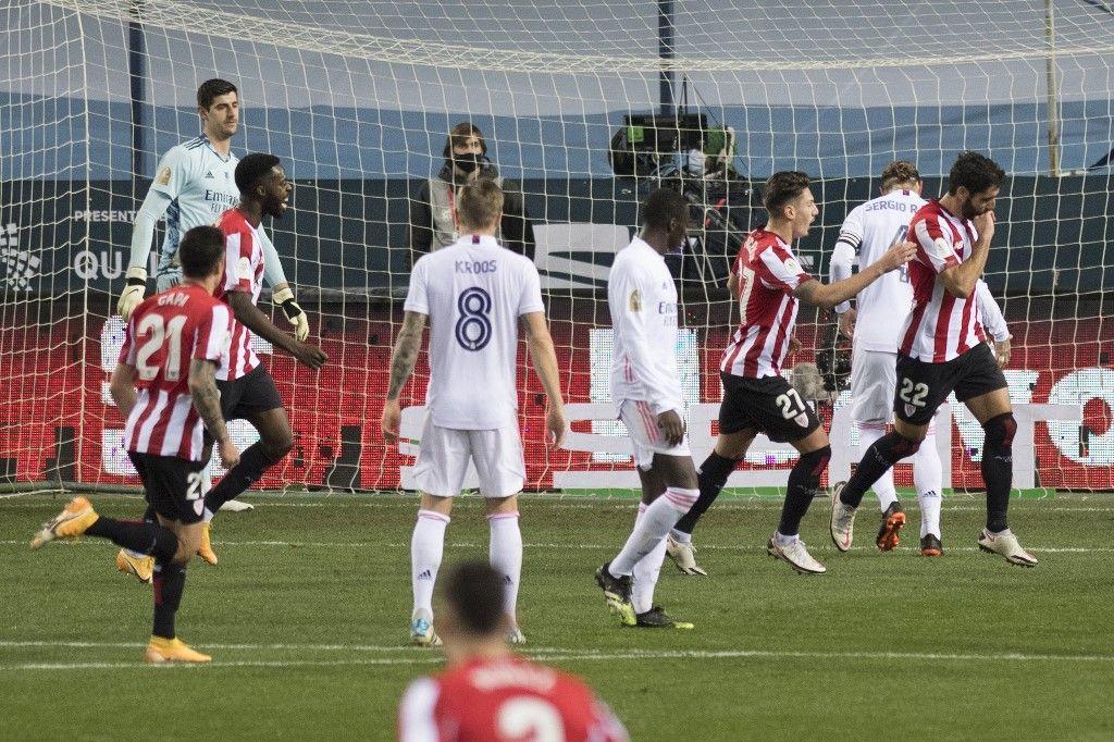 زيدان يصدم نجوم ريال مدريد بعد الخسارة التاريخية في كأس الملك