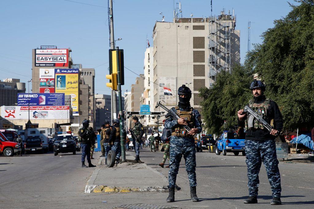 """""""داعش"""" يتبنى هجوم بغداد المزدوج"""
