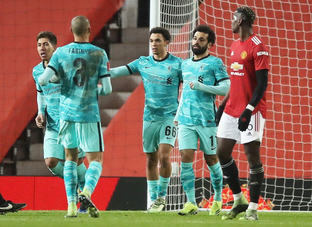 مانشستر يونايتد يضاعف من أحزان ليفربول ويقصيه من كأس إنكلترا