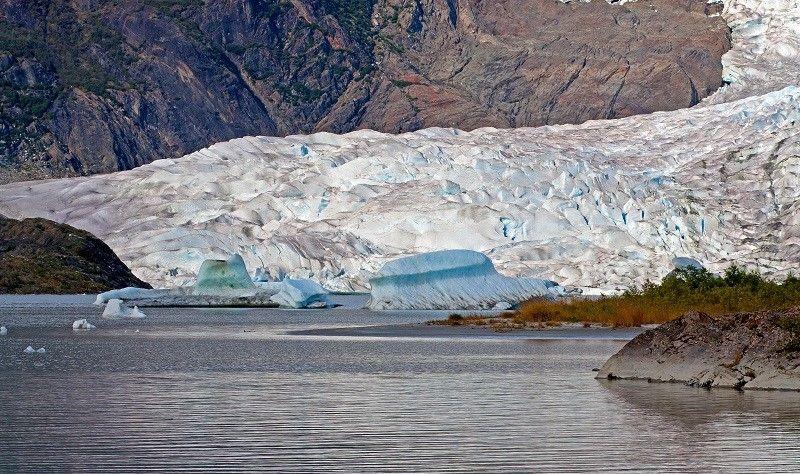 ألاسكا.. مهرجان الدودة الجليدية لرفع معنويات السكان هناك