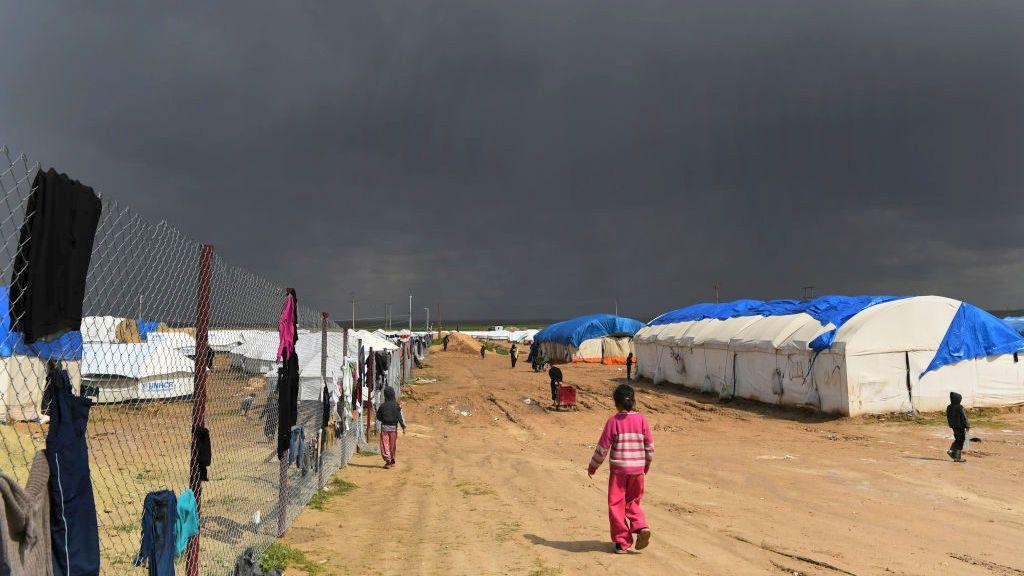 سوريا.. مخيم الهول يشهد على تصاعد عمليات القتل الغامضة