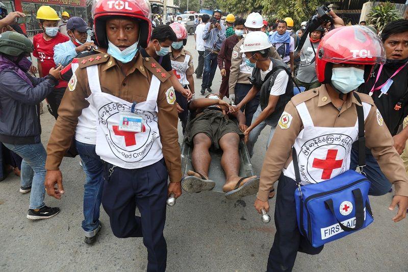 """بورما: غوتيريش يدين """"استخدام القوة المميتة"""" في ميانمار"""