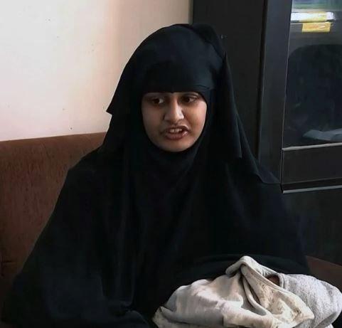 """المحكمة العليا البريطانية ترفض عودة """"عروس داعش"""" للاعتراض على سحب جنسيتها"""