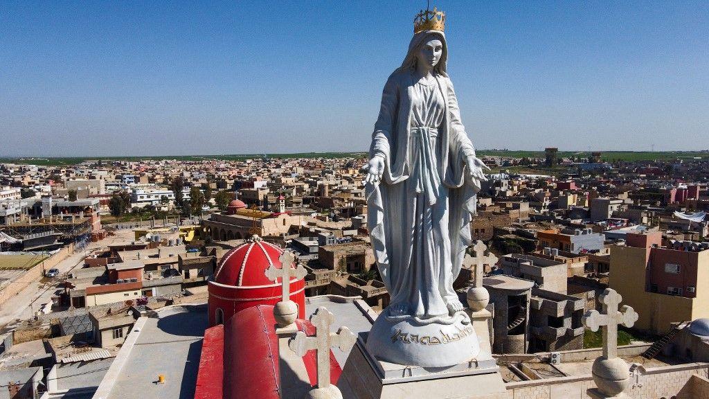 تعرفوا على 5 أماكن سيزوها البابا فرنسيس في رحلته الاستثنائية للعراق