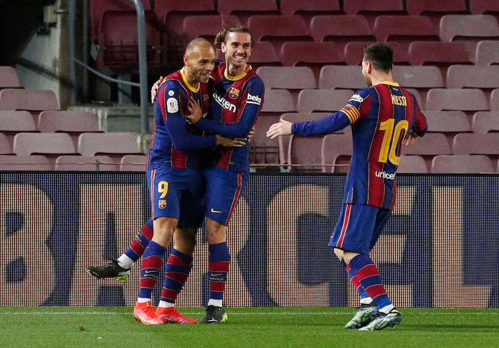 برشلونة يصنع الريمونتادا أمام إشبيلية ويتأهل لنهائي الكأس