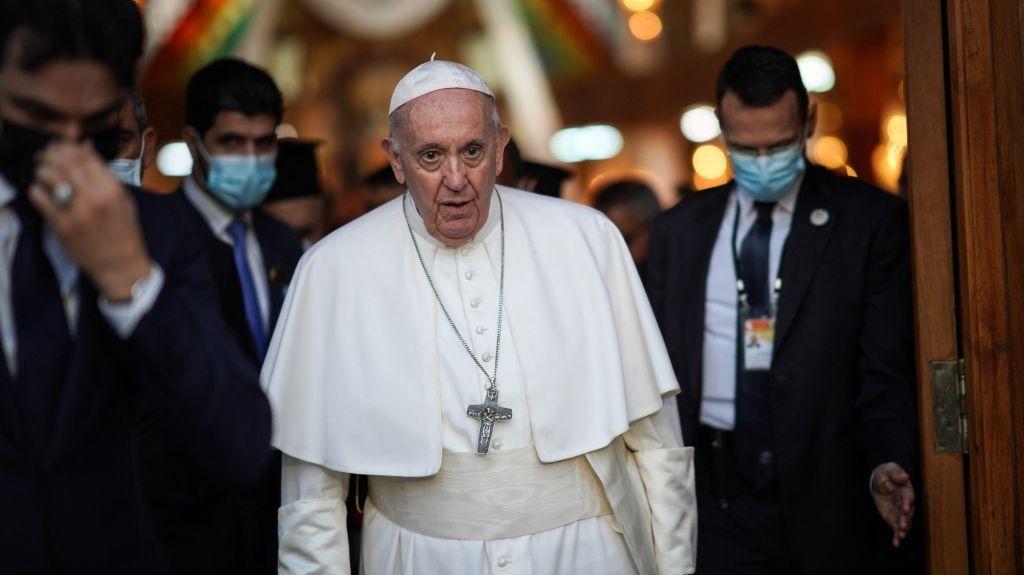 النجف تستعد للقاء التاريخي الذي يجمع البابا والسيستاني