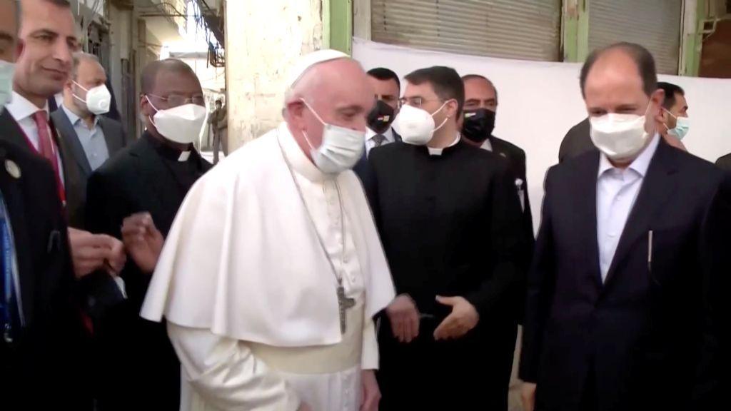 ما هي تداعيات لقاء بابا الفاتيكان والسيستاني على إيران؟