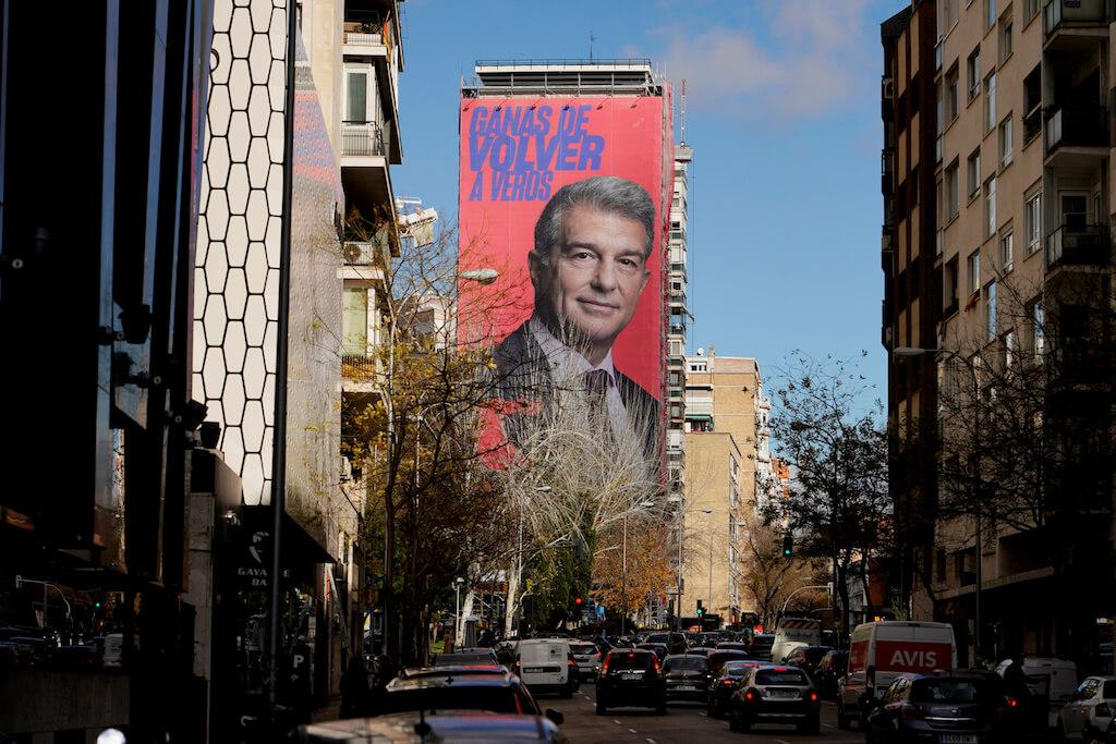 انتخابات برشلونة.. اتهامات متبادلة بين مرشحي الرئاسة في المناظرة الأخيرة