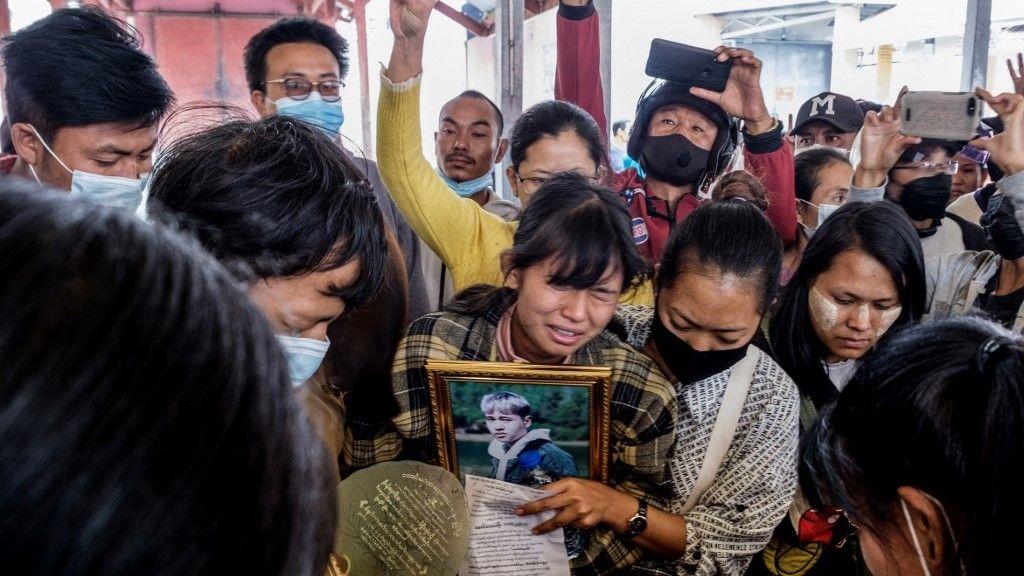 أكثر من 500 مدني قتلوا في ميانمار منذ الانقلاب