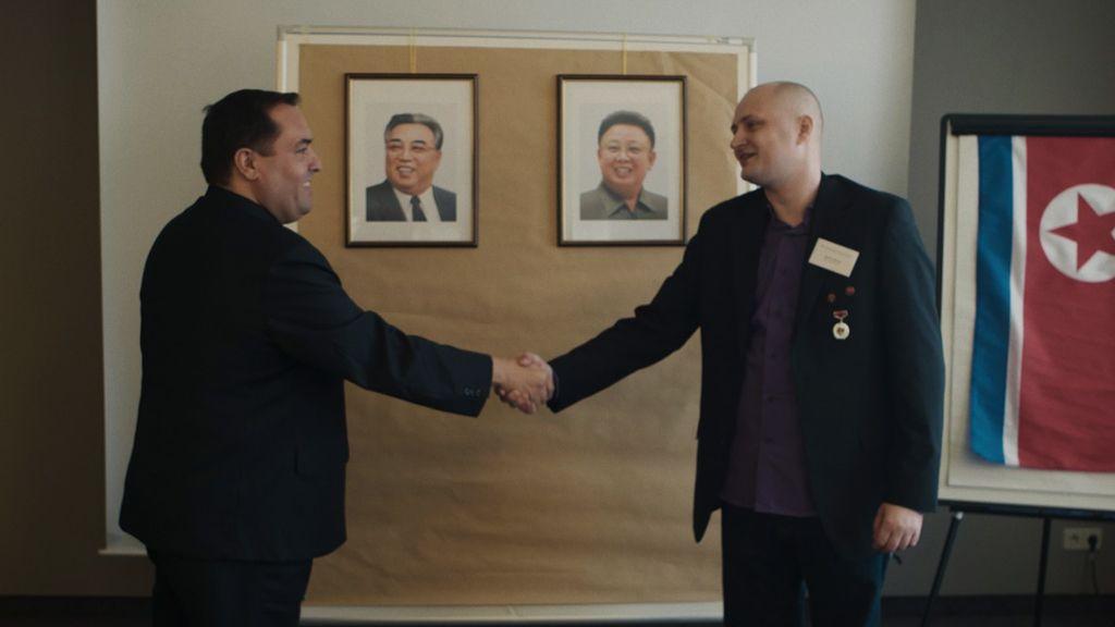 """ماذا قال أبطال """"ذي مول"""" لأخبار الآن لإثبات فضحهم تورط كوريا الشمالية في صفقات أسلحة مشبوهة؟"""