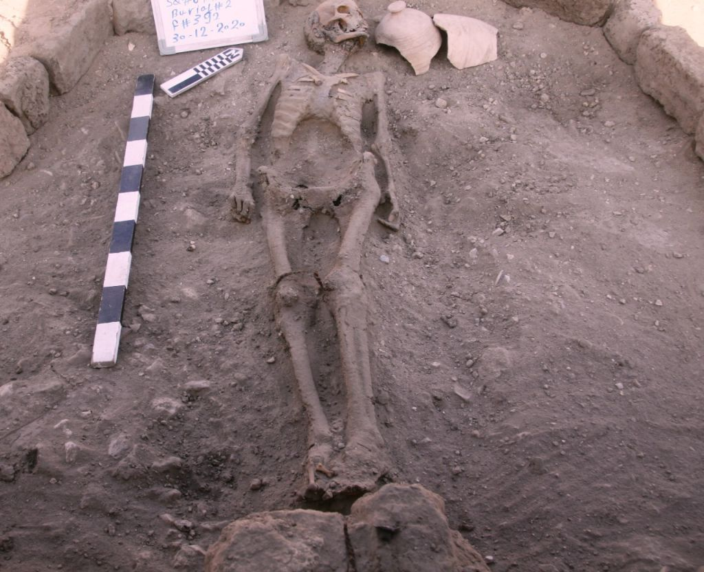 المدينة الذهبية المفقودة.. اكتشاف تاريخي مصري جديد