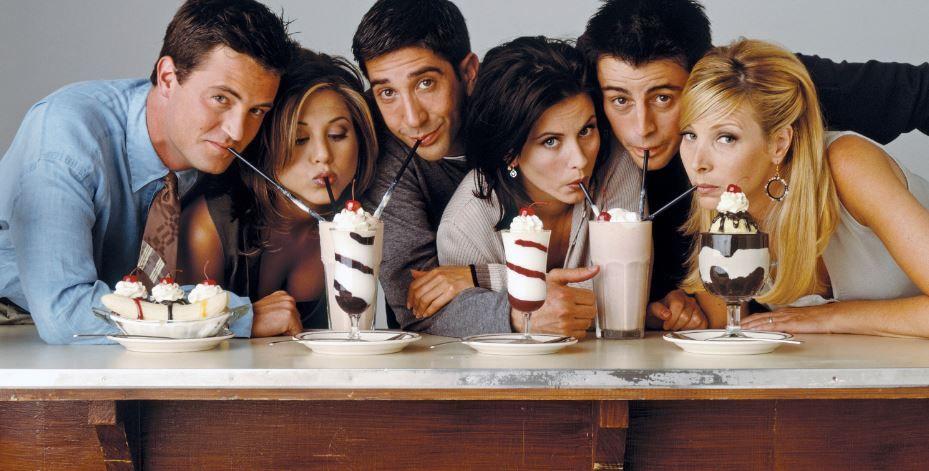 """لمحبي مسلسل """"فريندز"""".. انطلاق تصوير حلقة """"لمّ الشمل"""""""
