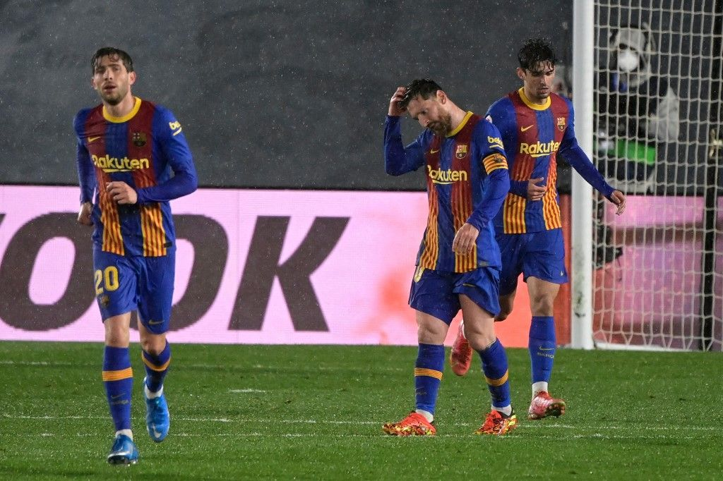 بالصور.. الكلاسيكو ما بين فرحة الريال وإحباط برشلونة