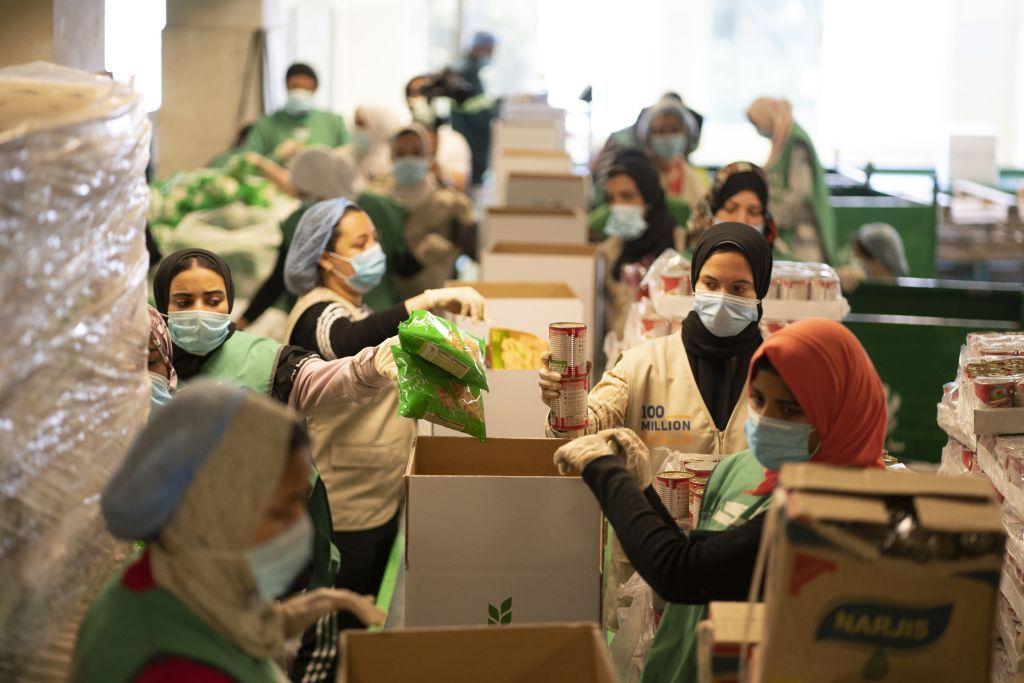 من الإمارات إلى 20 دولة ... 100 مليون وجبة الحملة الأكبر في المنطقة لإطعام المحتاجين
