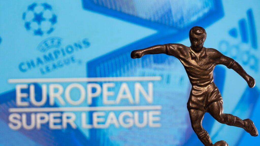 """""""جعلوا أنفسهم أضحوكة"""".. روابط الدوريات الأوروبية تحتفي بفشل السوبر ليغ"""