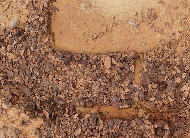 بالصور.. كشف أثري مذهل في السعودية أقدم من الأهرامات
