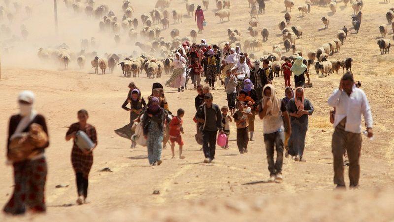 حملة اعتقالات ضد تنظيم داعش الإرهابي في دير الزور